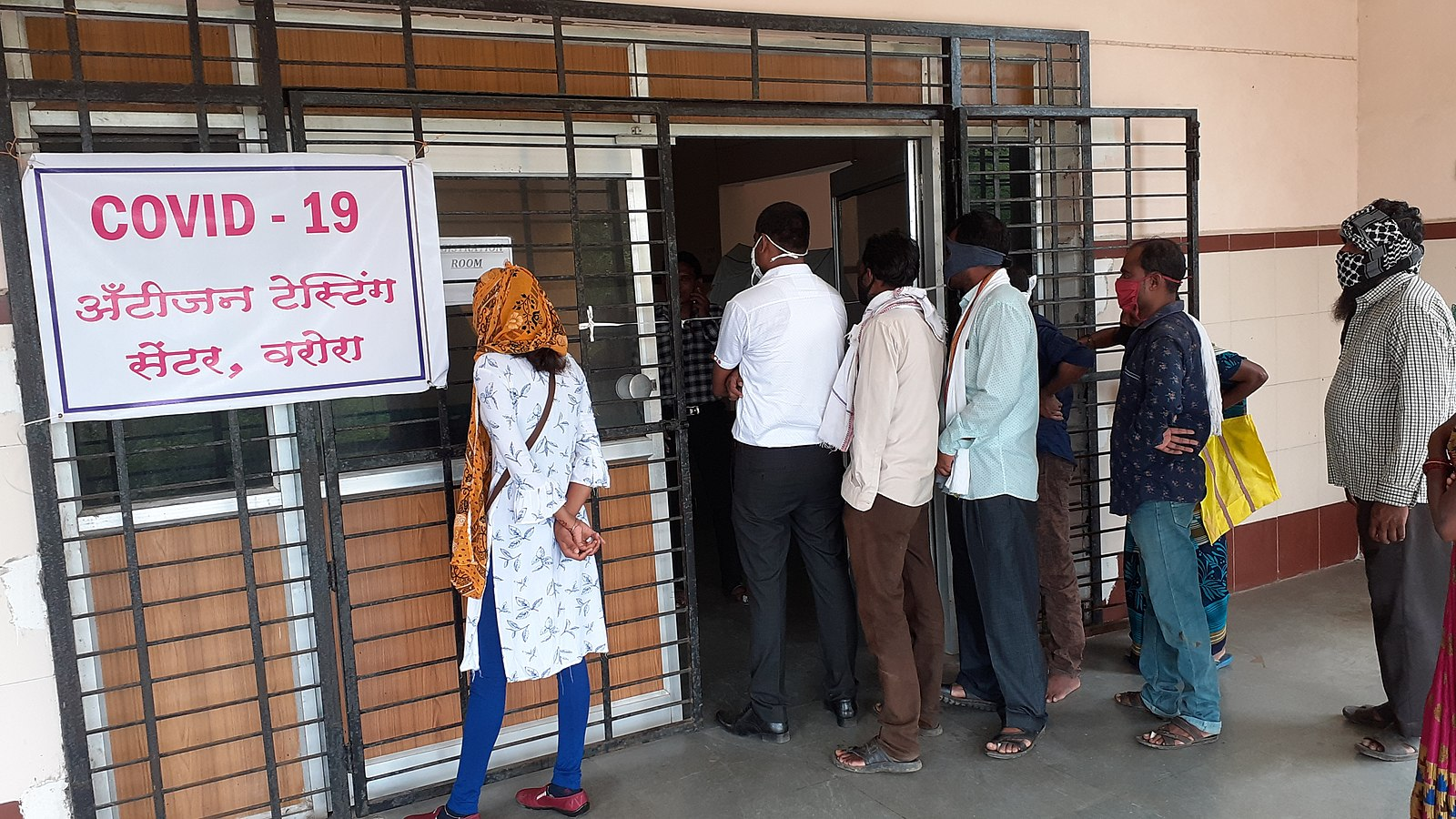 From Confidence to Chaos: India's Journey to Its Coronavirus Crisis -  Lawfare
