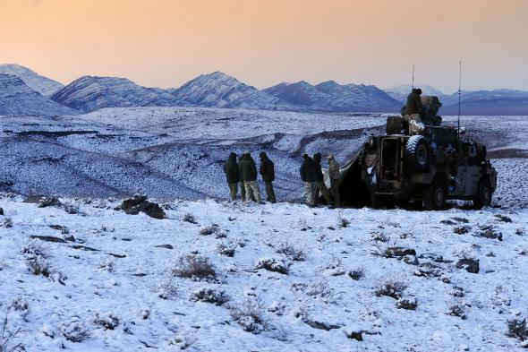 Soldiers from Australia's Special Operations Task Group (SOTG) in Afghanistan. (Australian Defense Force; https://www1.defence.gov.au/copyright)